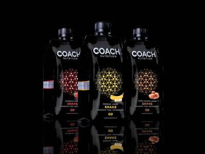coach nutrition shakes