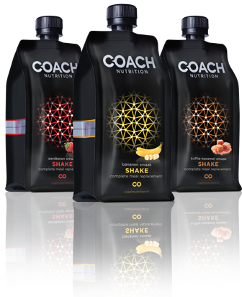 Coach nutrition on the go
